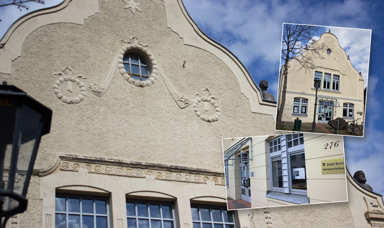 Das Kulturzentrum Hardtberg