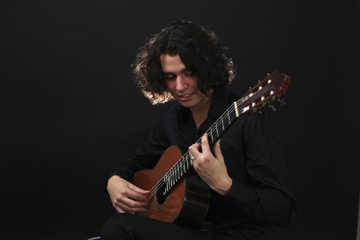 David Dyakov | El virtuoso y mágico