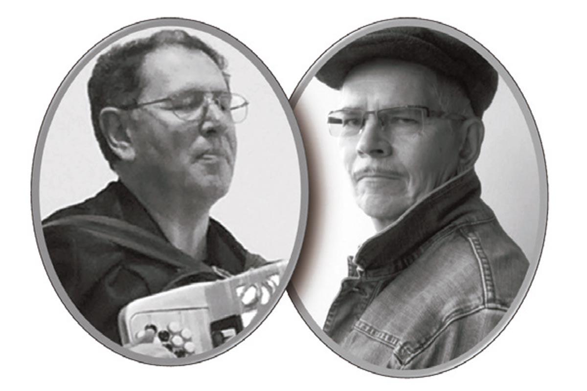 Lothar Heinrich und Jakob Schkolnik