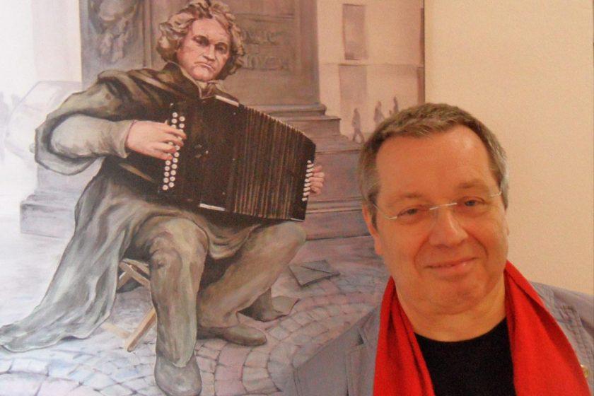 Beethoven Bonnensis mit Ludwig Alaaf   Stefan Eisel
