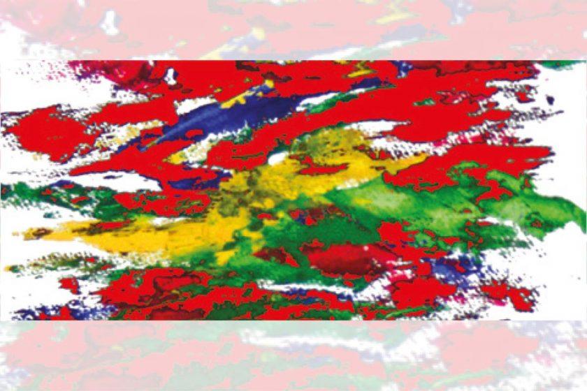 """Ausstellung """"Farbspuren"""""""