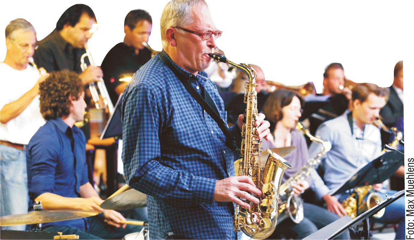 Jürgen Dietz Bigband