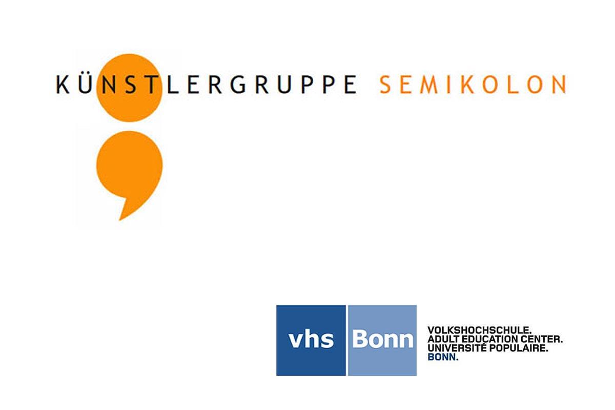 Künstlergruppe Semikolon / vhs
