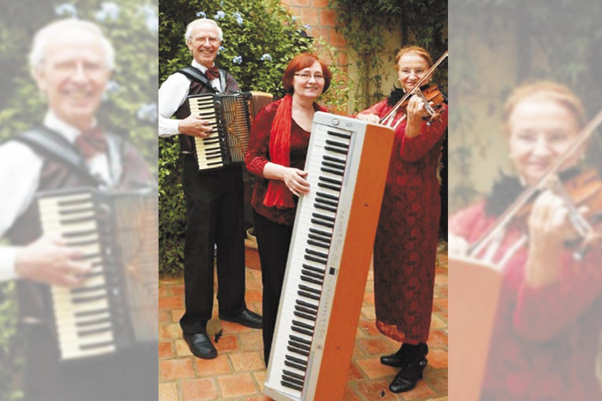 Trio des Ensemble Beda