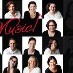 """Vokal-Ensemble """"It`s Music!"""""""