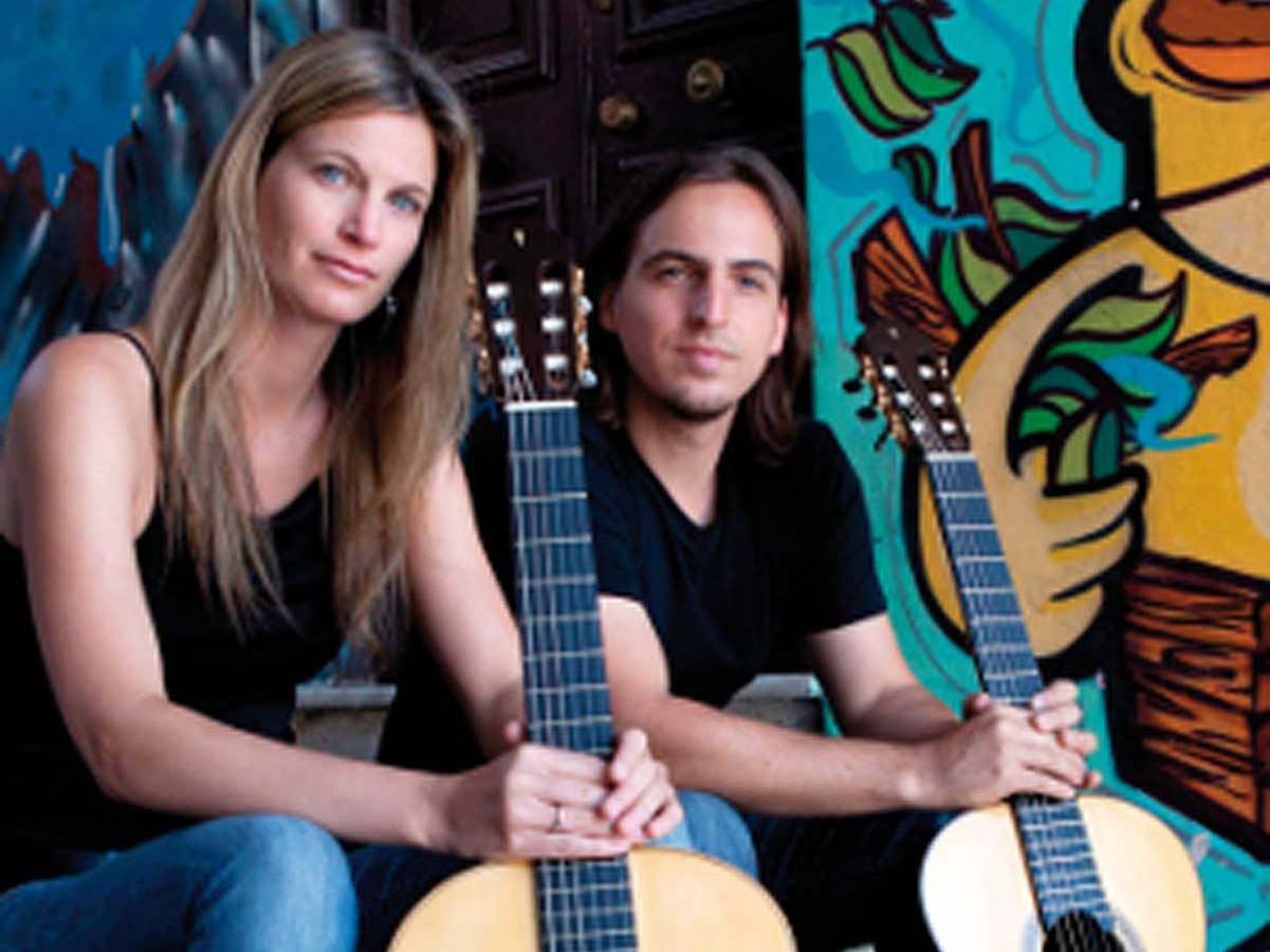 Duo Klingeberg-Montes | Gracias a la vida