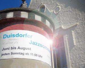 Duisdorfer Jazzsommer 2018