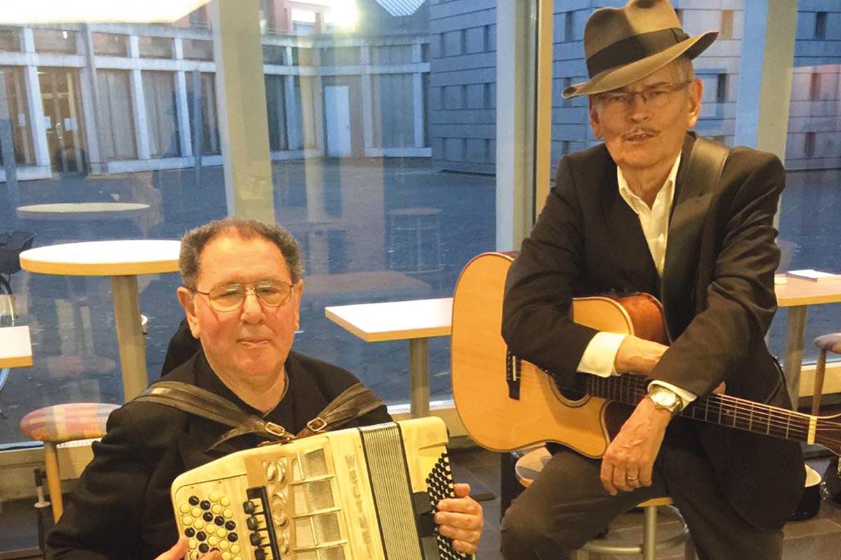 Duo Heinrich & Schkolnik