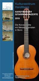 Hardtberger Gitarrenkonzerte 2019