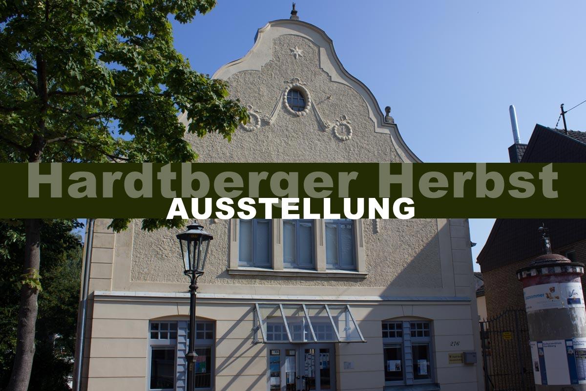 Ausstellung im Rahmen des Hardtberger Herbst 2016