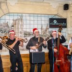 Weihnachtsjazz mit den Hot Jazz Five