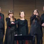 5grad: A-capella Quintett