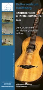Hardtberger Gitarrenkonzerte 2021