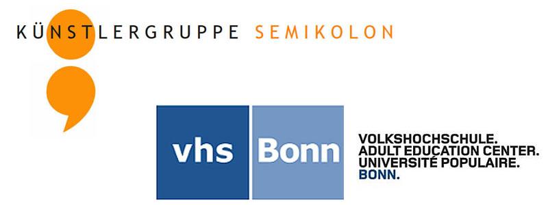 VHS Bonn | Künstlergruppe Semikolon